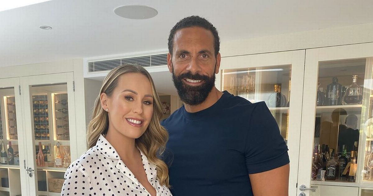 Kate Ferdinand says pregnancy is a 'struggle' and 'tougher than she imagined'