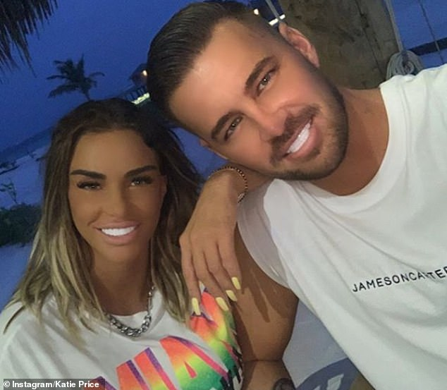 The model, 42, has been flaunting her lavish holiday with 31-year-old boyfriend Carl Woods on Instagram in recent days