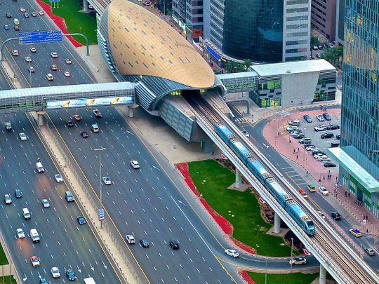 This is how RTA transformed Dubai's road and transport infrastructure in 15 years