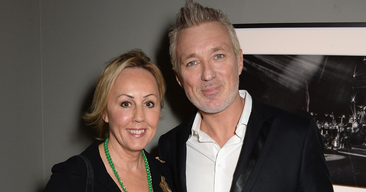 Martin and Shirlie Kemp dedicate memoir to George Michael after he set them up