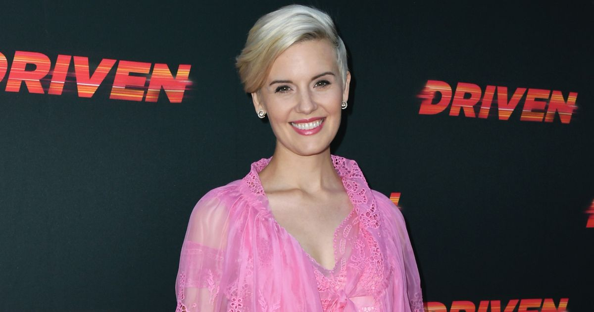 Walking Dead's Maggie Grace welcomes first baby with husband Brent Bushnell