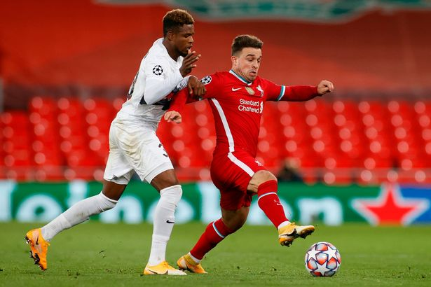 Xherdan Shaqiri impressed on a rare start for Liverpool
