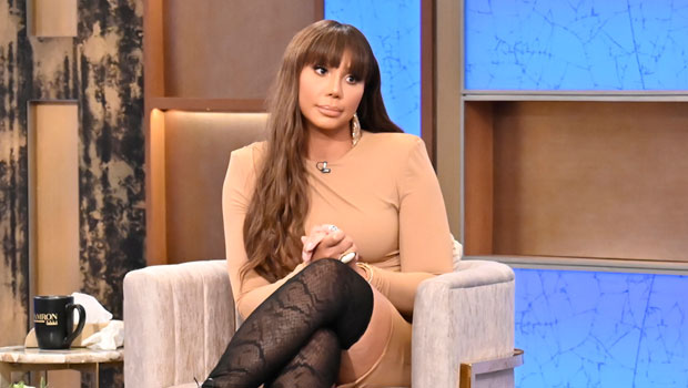 Tamar Braxton Cries As She Denies Being In Abusive Relationship With Ex David Adefeso: 'He Was My Best Friend'
