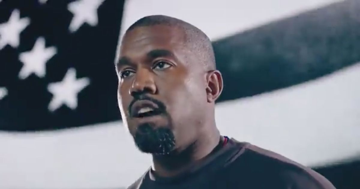 Kanye West says 'Friends wasn't funny' after Jennifer Aniston's election remarks