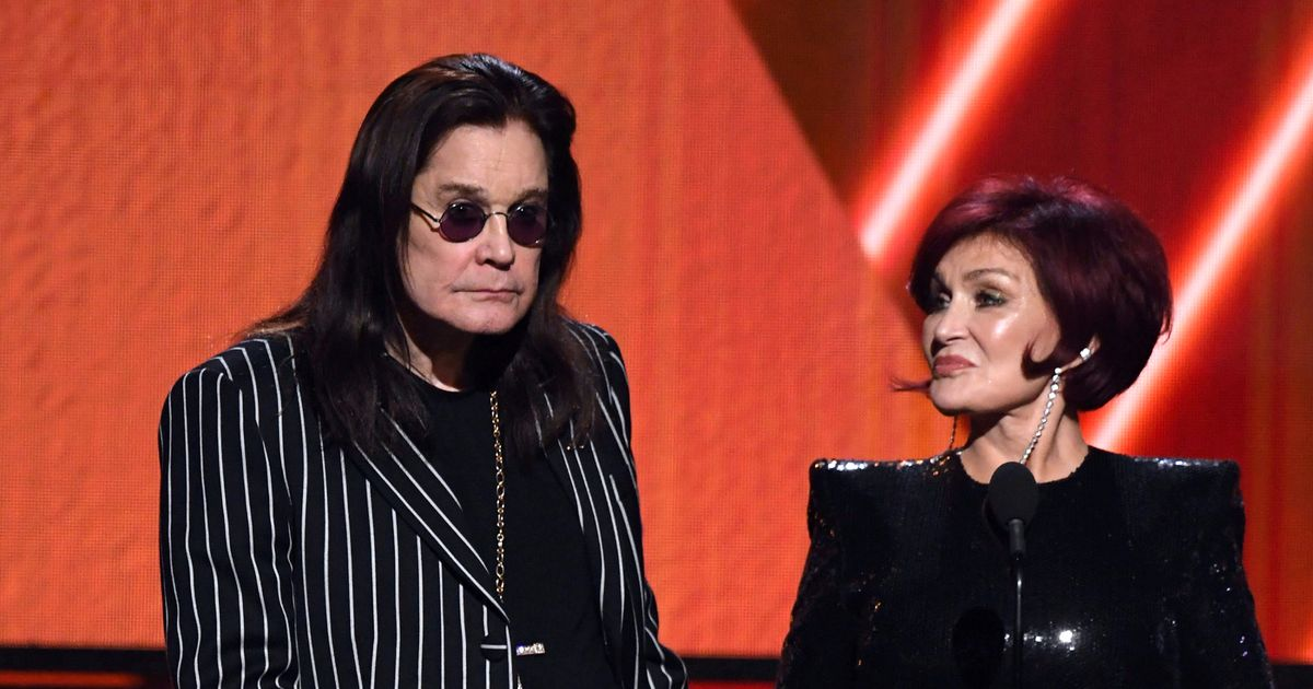 Sharon Osbourne and husband Ozzy fall victim to credit card scam