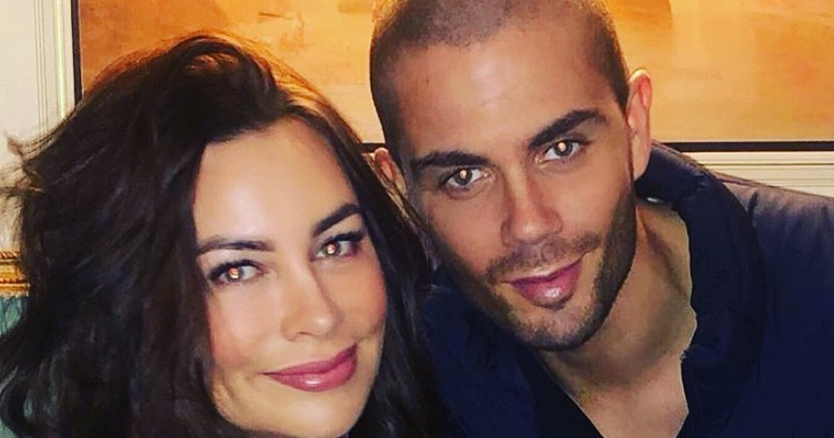 Strictly's Max George says he's 'one lucky man' in gushing Stacey Giggs post