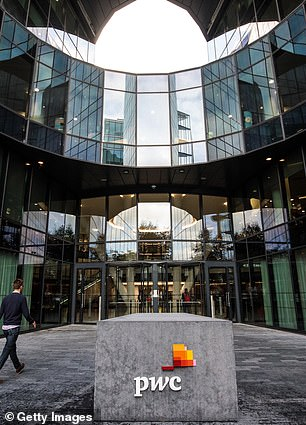 PWC offices in London