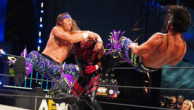 AEW's The Young Bucks Reveal The One Piece Of Wrestling Merch They Refuse To Put Out