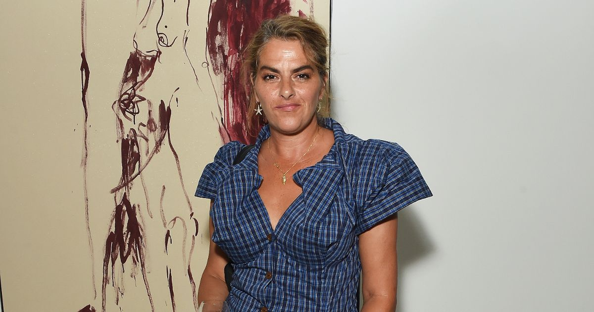 Tracey Emin diagnosed with cancer and has organs removed and stoma bag fitted