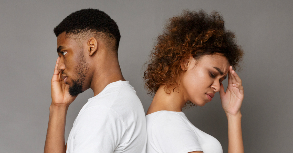 Don't Ignore These 5 Red Flags in Romantic Relationships