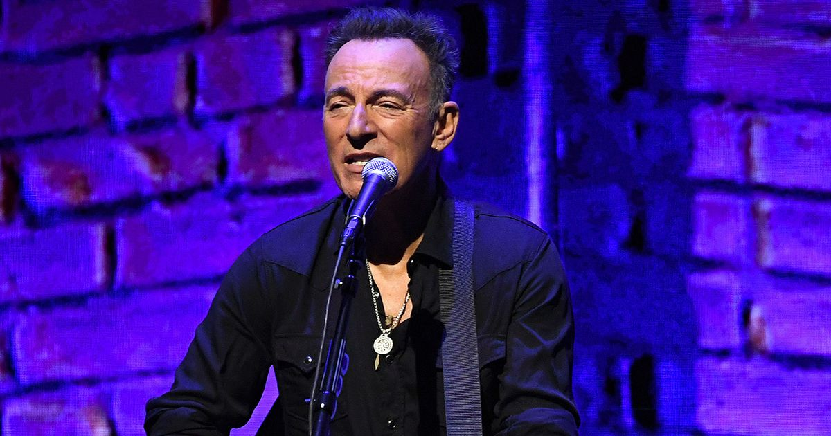 Bruce Springsteen 'screwed up' by playing marathon sets as now they are expected