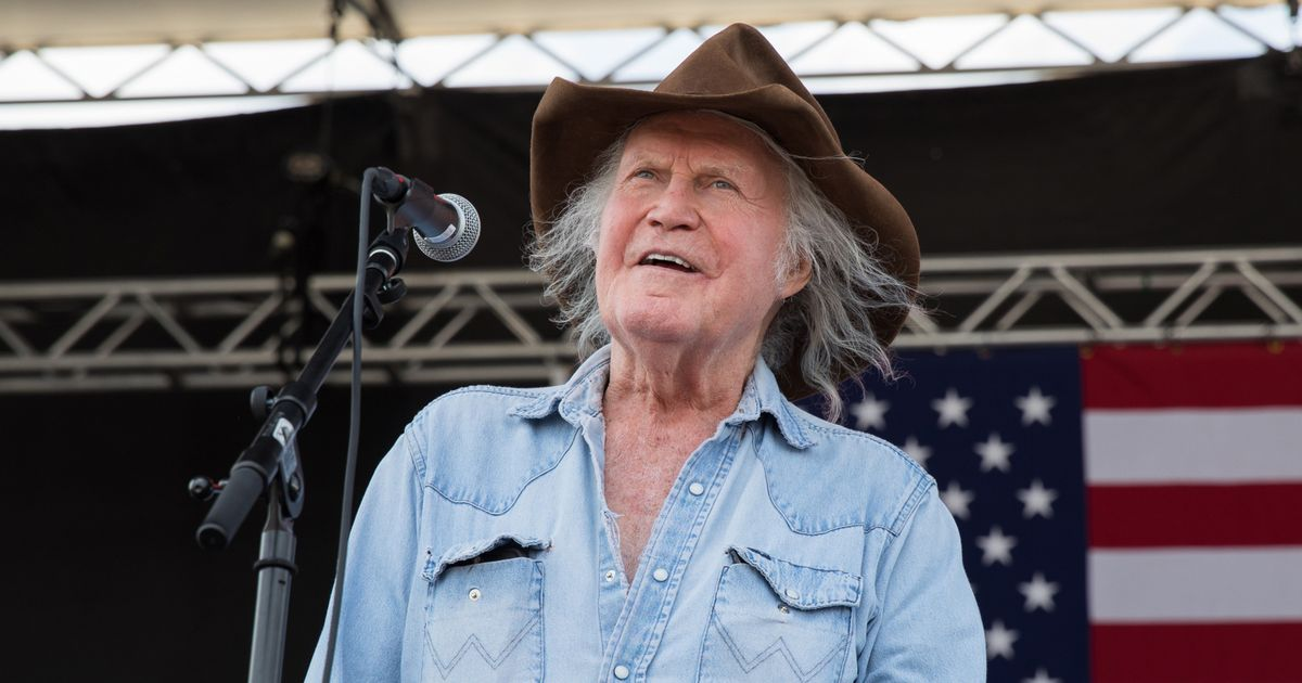Country singer Billy Joe Shaver dies at age of 81 following massive stroke