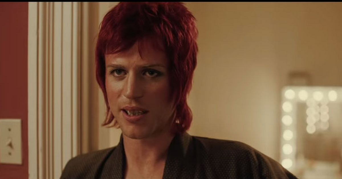 Depiction of David Bowie in Stardust 'not an impersonation', says director