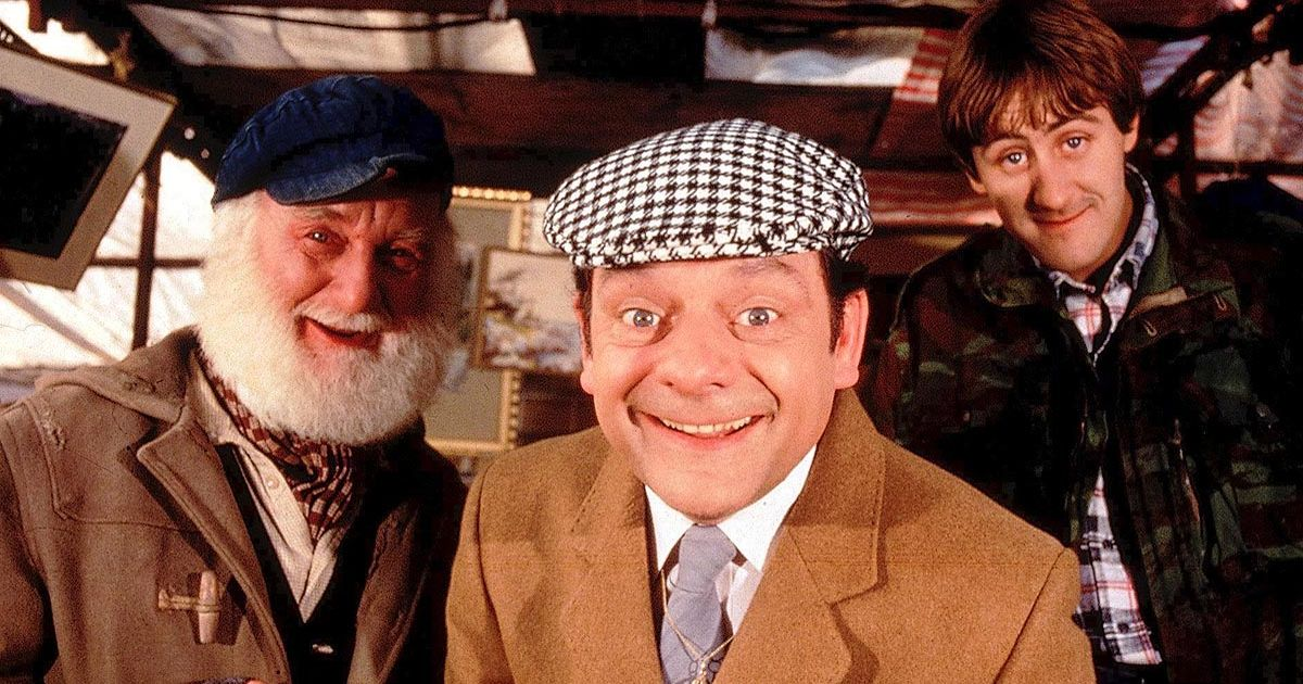 David Jason shares how Only Fools and Horses moment made him laugh in lockdown