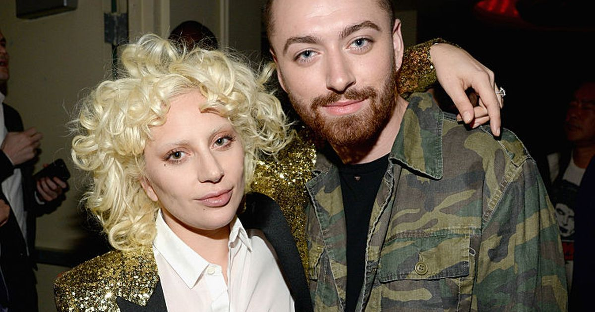 Sam Smith explains how Lady Gaga helped them to be 'proud of their queerness'