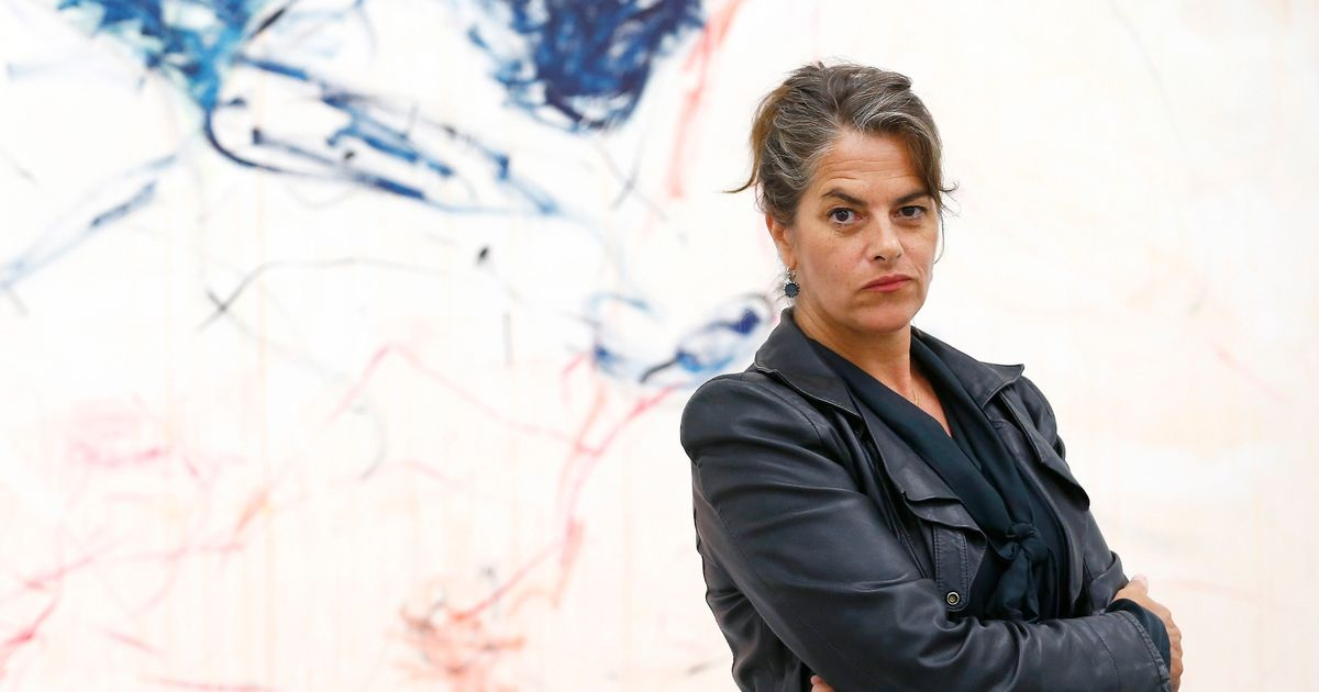 Tracey Emin says her next ambition is to 'get past Christmas' amid cancer battle