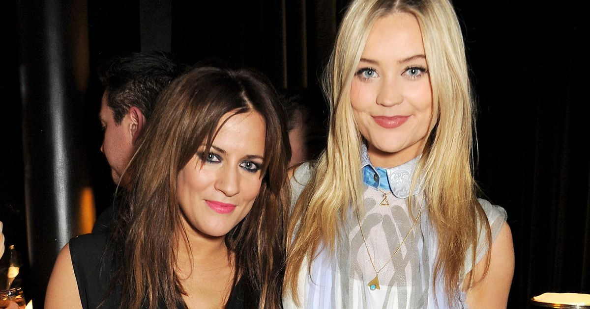 Laura Whitmore says lockdown helped her to grieve for pal Caroline Flack