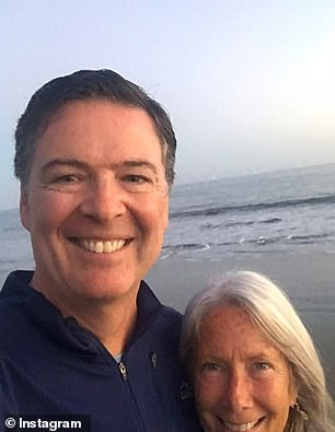 Patrice Comey, his wife of more than three decades, was one of the people who tried to stop it from happening.