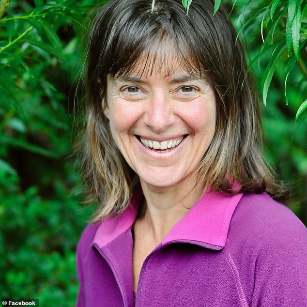 Chief executiveRebecca Wrigley (pictured) has warned: 'Nature is our life support system and it's at risk'