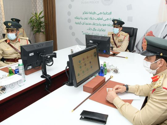 Dubai registers 42% drop in traffic fatalities since January 2020