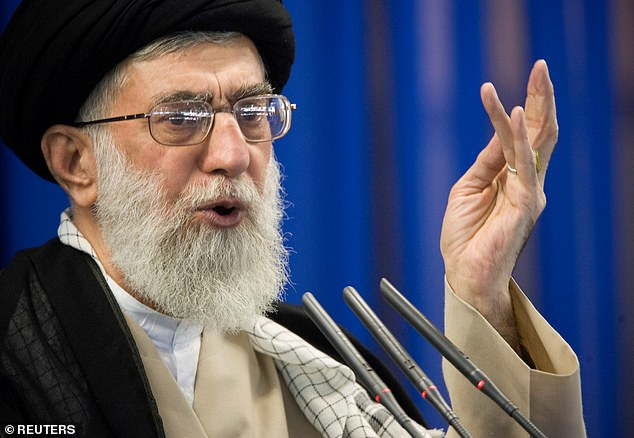 Yesterday, after America's biggest tech giant bosses were grilled by a US senate committee, a tweet was posted by Iran's Supreme Leader, Ayatollah Ali Khamenei. In it, he asked: 'Why is it a crime to raise doubts about the Holocaust?'