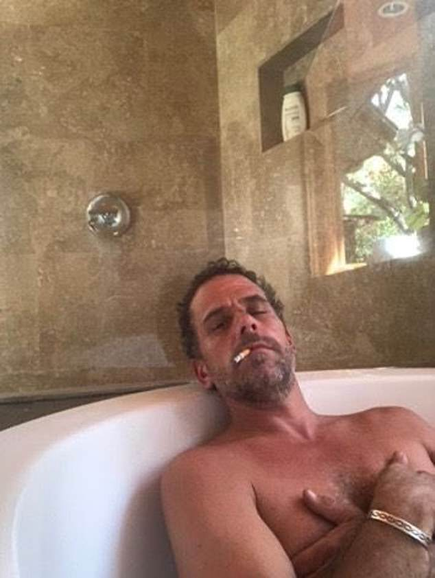 It unarguable that Hunter Biden's laptop and the email exchanges contained on it raise legitimate questions that any impartial media organisation should at the very least properly investigate. The laptop also contained compromising photos, above