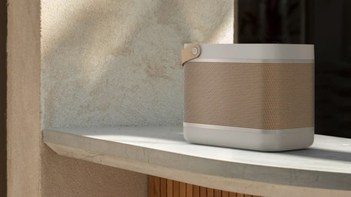 Bang & Olufsen Launches Premium Wireless Speaker With 8-Hour Battery Life
