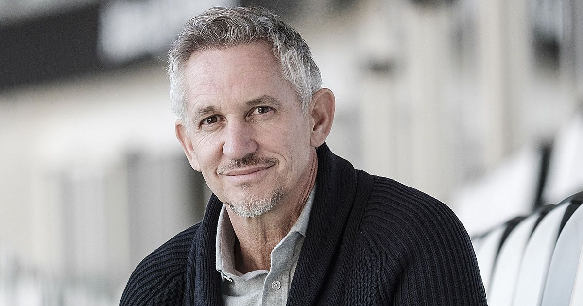 Gary Lineker given moving 'thank-you' note from refugee housed in his mansion