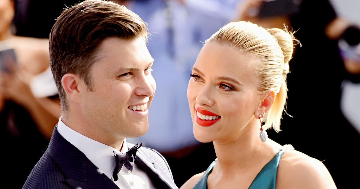 Scarlett Johansson secretly marries Colin Jost in intimate ceremony