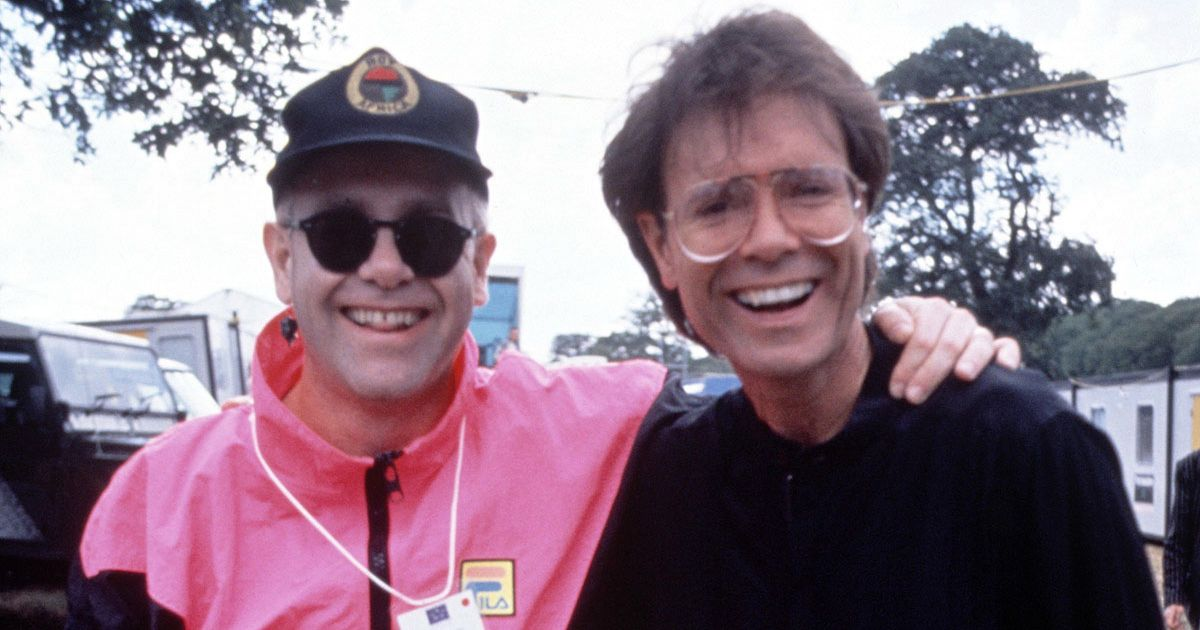 Cliff Richard grateful for Elton John's support through child abuse accusation