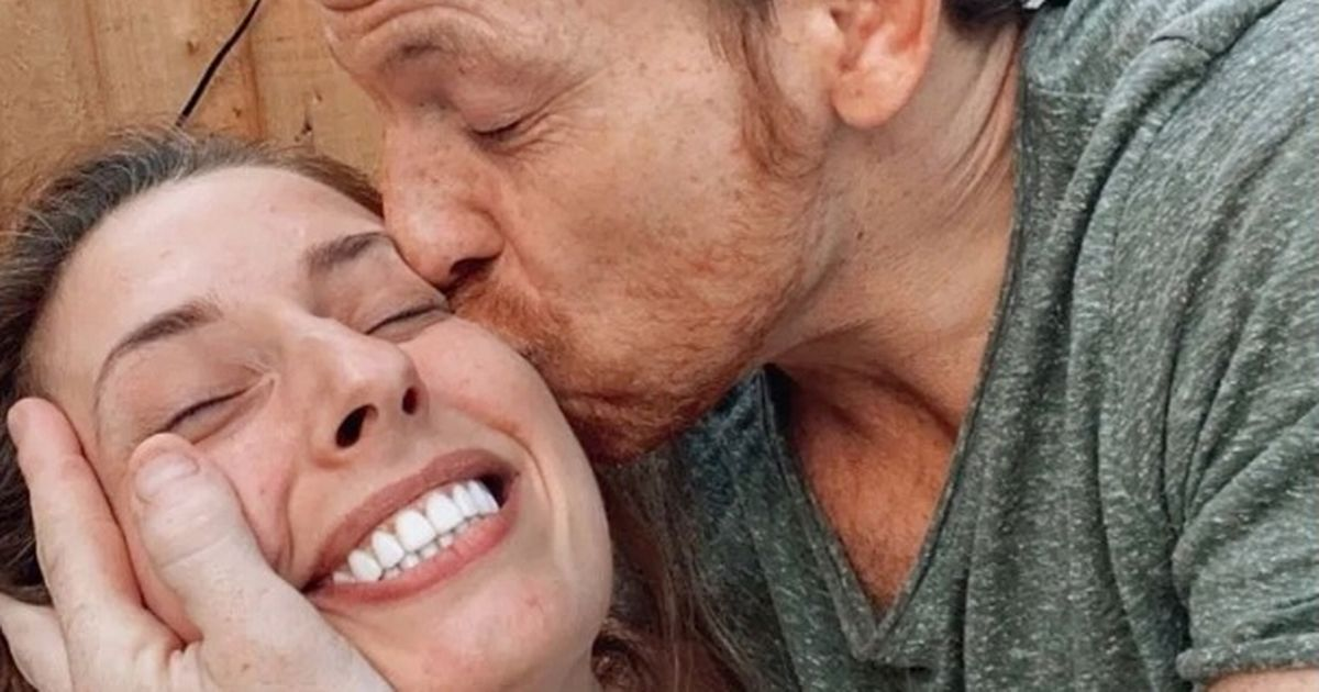 Joe Swash and Stacey Solomon struggling with 'ups and downs' in lockdown