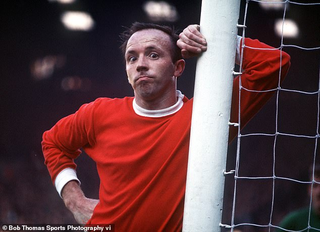 Legendary former England and Manchester United midfielder Nobby Stiles has died aged 78