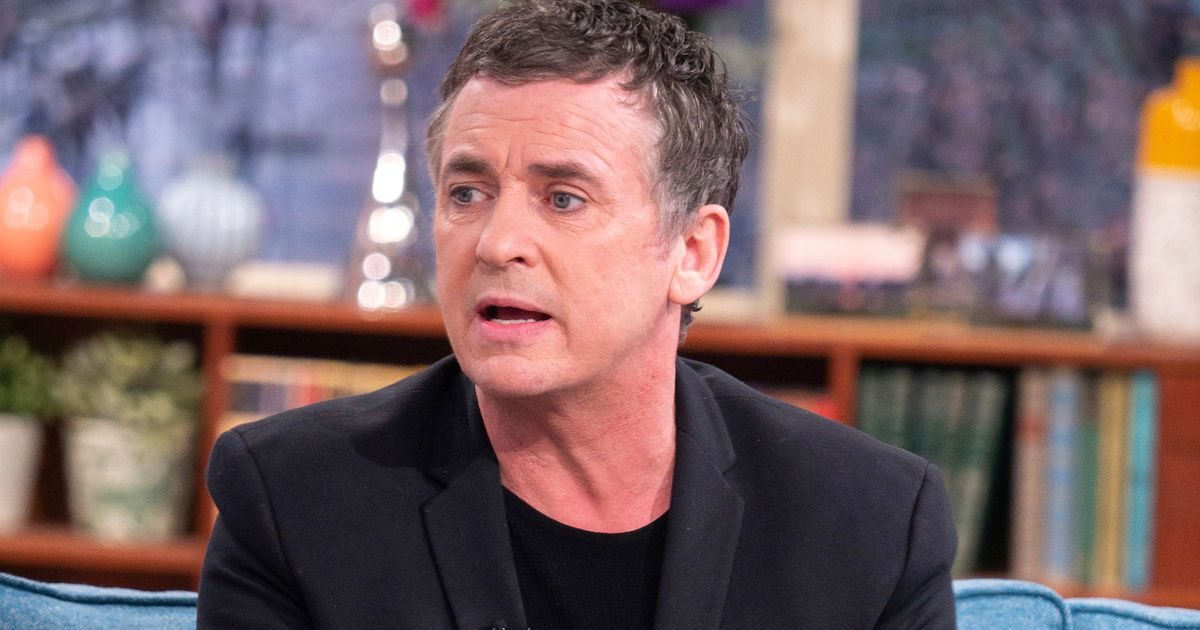 How Shane Richie went from Pontins and panto to soap star and I'm A Celebrity