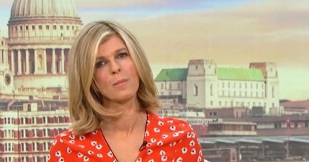 Kate Garraway's fearful response to husband as he says first word in 214 days