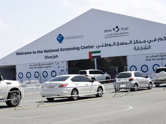 21,000 violations related to COVID-19 in Sharjah in 5 months
