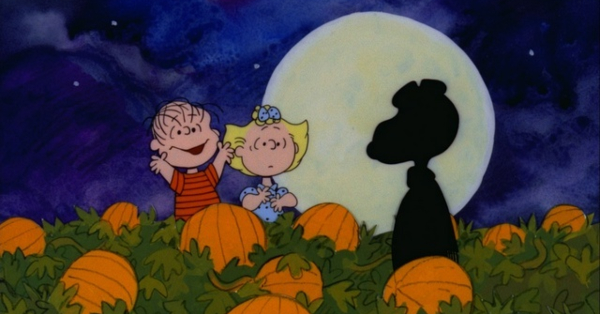 4 Beautiful Lessons in It's the Great Pumpkin, Charlie Brown