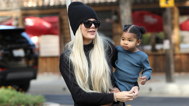 7 Cutest Celebrity Mom & Daughter Halloween Costumes: Khloe Kardashian With True & More