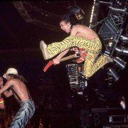 A look at guitar icon Eddie Van Halen's wildest moments