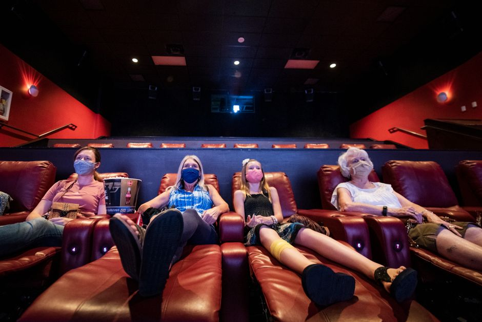 AMC is renting entire cinemas starting at $ 99   The NY Journal