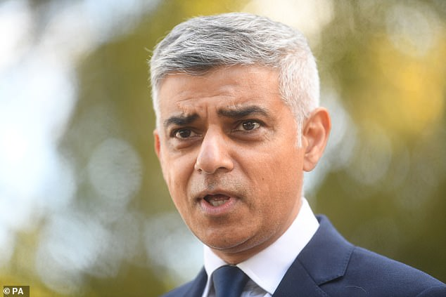 ANDREW PIERCE: Sadiq Khan's policies add up to a lot of wasted cash