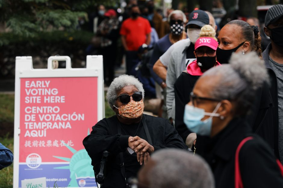 Activists warn they will not allow voter suppression or police intimidation | The NY Journal