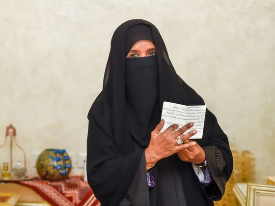 Ahead of International Teacher's Day, pioneering Emirati educator walks down memory lane