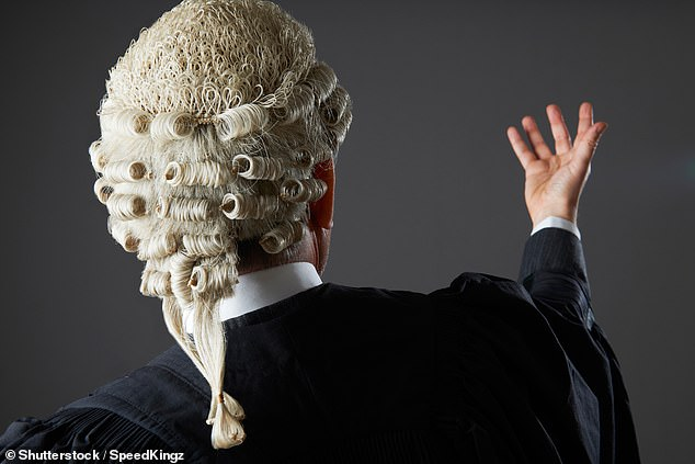 Alcoholic barrister, 29, who broke receptionist's jaw with a hockey stick keeps his job