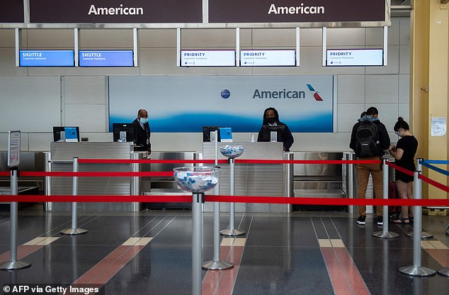American and United Airlines announce they will be furloughing a combined 32,000 staff