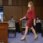 Amy Comey Barrett will return to Capitol Hill today for her third day of confirmation hearings