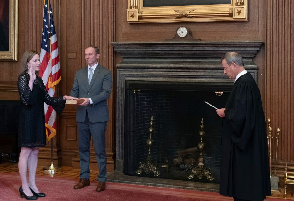Amy Coney Barret is Officially a Justice of the Supreme Court… and Raises Concerns | The NY Journal