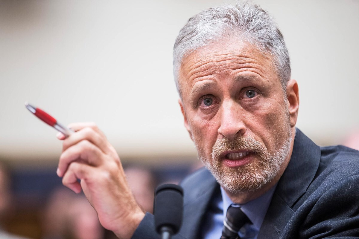 Apple TV+ Signs Jon Stewart for New Series Coming 2021