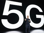 Apple unveils the new iPhone 12 with 5G cellular connectivity