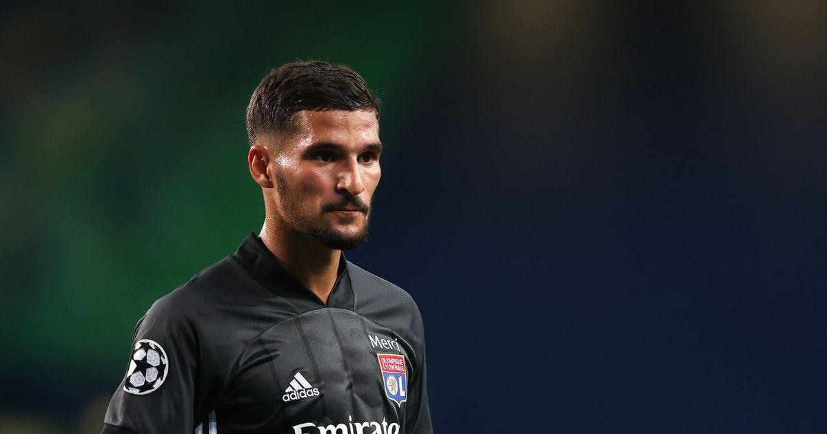 Arsenal dealt Houssem Aouar transfer blow as Lyon make decision on midfielder