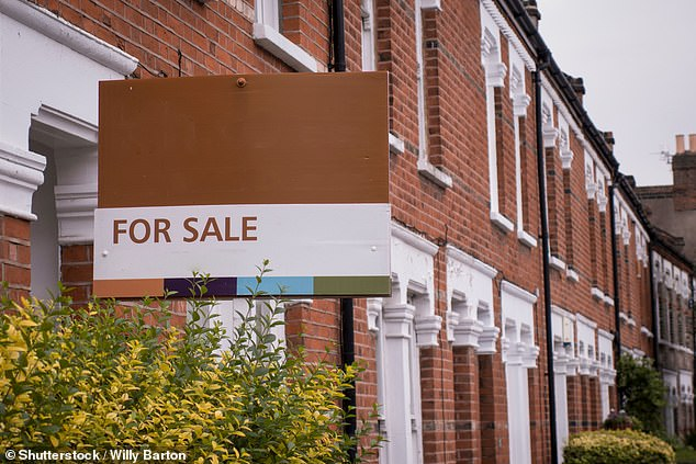 Average house price soars to record £323,530 as sellers cash in on demand during stamp duty holiday
